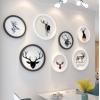 创意客厅墙面装饰餐厅背景墙上挂件卧室ins风房间墙壁装修小饰品