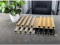 长城板生态木吊顶装饰,背景墙木塑格栅,护墙板装饰建材 (23播放)