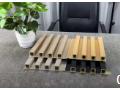 长城板生态木吊顶装饰,背景墙木塑格栅,护墙板装饰建材 (5播放)